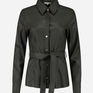 Fifth House Mace Belted Blouse